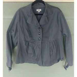 Cato Poet's Pea Coat/Jacket